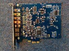 New Creative Tech SB1040 Sound Blaster X-Fi Xtreme Audio PCI-E Sound Card P380K