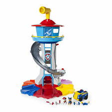 Paw Patrol My Size Lookout Tower with Vehicle Lights and Sounds, Ages 3 and Up