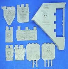 GW 40K Forgeworld Marine GREY KNIGHTS THUNDERHAWK SET New OOP EXTREMELY Rare!