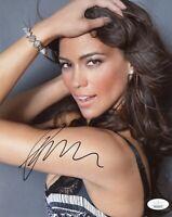 "~~ PAULA PATTON Authentic Hand-Signed ""SUPER SEXY"" 8x10 Photo (JSA COA) B ~~"