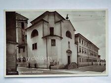 GORIZIA Seminario centrale vecchia cartolina