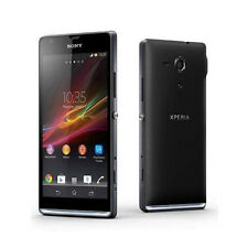 """Noir 4.6"""" Sony Ericssion Xperia SP C5303 LTE 8GB Android Téléphones Mobies"""