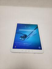 """Samsung Galaxy Tab S2 9.7"""" SM-T818V 32GB  - White 12/L3278A"""