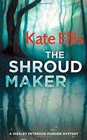 KATE ELLIS __THE SHROUD MAKER ___ BRAND NEW __ FREEPOST UK