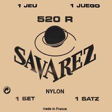 Savarez 520R - Saitensatz für Konzertgitarre