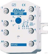 Eltako TELERRUPTOR para EB / AP 2u 10a s81-002-230v