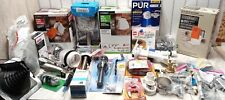 Miscellaneous Plumbing Lot - Toilet Parts, Dryer Vents, Assorted Fittings & More