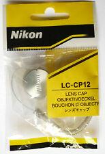 (PRL) NIKON CAP COOLPIX LC-CP12 LC CP SQ OBJEKTIVDECKEL TAPPO LENTE OBIETTIVO