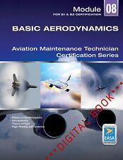 ***DIGITAL BOOK***EASA Part-66 Module M8 B1.1/B2 - Basic Aerodynamics