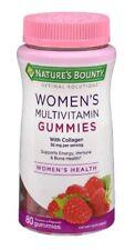 Nature's Bounty Women's Multivitamin, Supports Energy Immune & Bone Health- 80ct