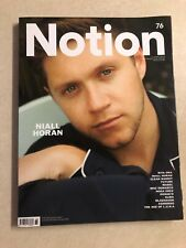 NIALL HORAN: NOTION 76 MAGAZINE (ONE DIRECTION)