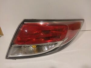 2009-2013 Mazda 6 Tail light Assembly Halogen right side used genuine Oem nice