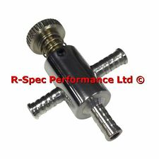 Alloy MBC Manual Boost Controller Control Valve Any Petrol Turbo Charged Car