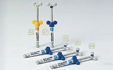Escom 100 Syringe Refill Shade A35 Nano Hybrid Composite Resin1x4geca35