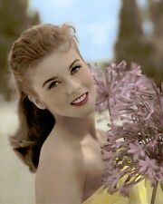 "ANN MARGRET SWEDISH AMERICAN ACTRESS SINGER DANCER 8x10"" HAND COLOR TINTED PHOTO"