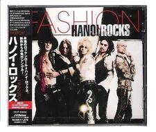 HANOI ROCKS rare Japan PROMO CD with obi SEALED