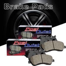 Front + Rear Posi-Quiet Ceramic Brake Pads 2Set For 2013-2015 Ram C/V