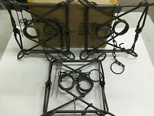3 Duke 280 Body Grippers Trap Trapping Beaver Coyote Bobcat 0480