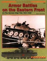 Armor Battles on the Eastern Front (1) 1941-42 by Robert Michulec Concord