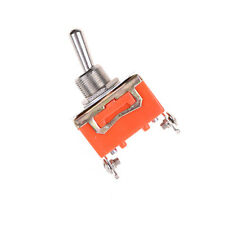 Hot Sale 15A 250V SPST 2 Terminal ON OFF Toggle Switch E&F