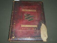 1867 VIVIEN-GUINEVERE TENNYSON-DORE BY ALFRED TENNYSON - GUSTAVE DORE - KD 3642