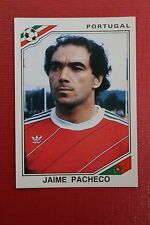 Panini MEXICO 86 N. 393 PORTUGAL PACHECO  With back GOOD CONDITION!!