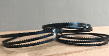 3 x BandSaw Blade Saw Bands 1575mm x 8mm x 0,65mm 6zpz
