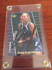 ANNA KOURNIKOVA 2000 TN Collectors AUTOGRAPH Card!! Tennis Star AK4