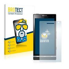 2x Sony Ericsson Xperia S LT26i Matte Screen Protector Protection Film Anti