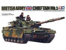Tamiya Models 1/35 British Chieftain Mk 5 Tank - 3568 - Slight shelf wear