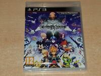 Kingdom Hearts HD 2.5 ReMix PS3 Playstation 3 **BRAND NEW & SEALED**
