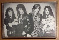 LIBERTY WILD - Rare Hard Rock Demo Cassette 1991 - D.J. Tape/Peter Baron Signed