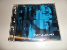 CD  Rory Gallagher  ‎– Etched In Blue