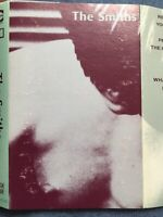 The Smiths - Debut Album The Smiths Cassette Rough Trade C61