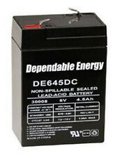 American Hunter Feeder Battery 6V Recharge 4.5-Amp Hr With Post