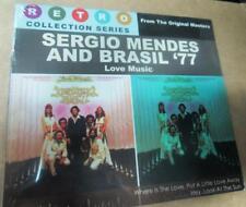 SERGIO MENDES & BRAZIL 77 Love Music retro collection series CD PHILIPPINES