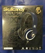 Skullcandy NY Yankees Mix Master Headphones Supreme Sound NIB