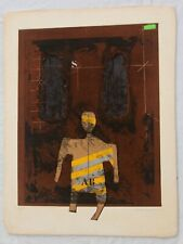 "James Coignard Carborundum Rare Limited Edition, Signed "" Team 1986 """
