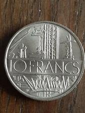 SUPERBE PIECE 10 FRANCS 1984
