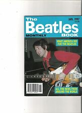 BEATLES MONTHLY magazine issue: 249 - January 1997