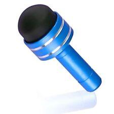 Fundas y carcasas color principal azul de metal para teléfonos móviles y PDAs Samsung