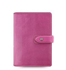 Filofax Malden Organizer/Planner Personal - Fuchsia - 026028 - 100% Leather