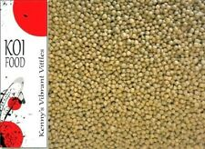 Bulk Koi Fish Food Floating Pond Pellets Color Enhancing Wheat Germ Diet for Koi