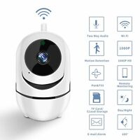 1080P Wireless Wifi IP Camera CCTV Smart Home IR Night Vision Baby Pet Monitor
