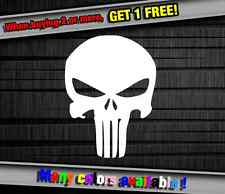 SuperHero The Punisher DC Marvel Fun Vinyl Sticker Decal Graphic Car Truck Wall