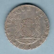 Mexico. 1756-MM 8 Reales - Pillar Dollar..  aVF