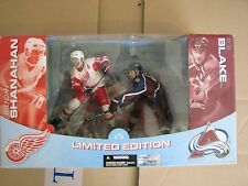2003 MCFARLANE NHL BRENDAN SHANAHAN VS ROB BLAKE LIMITED EDITION 2 PACK NEW NIB