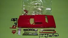 1975 Ford Torino gt Starsky & Hutch 1/25 model car hood body glass chrome bumper