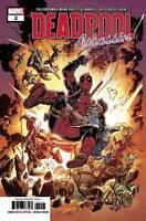 Deadpool Assassin #2 Marvel Comics 1st Print 2018 unread NM