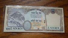 Nepal 500 Rupees 2009 UNC